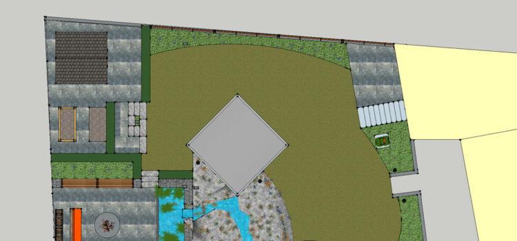 Planungsprinzipien guter Gartenplanung